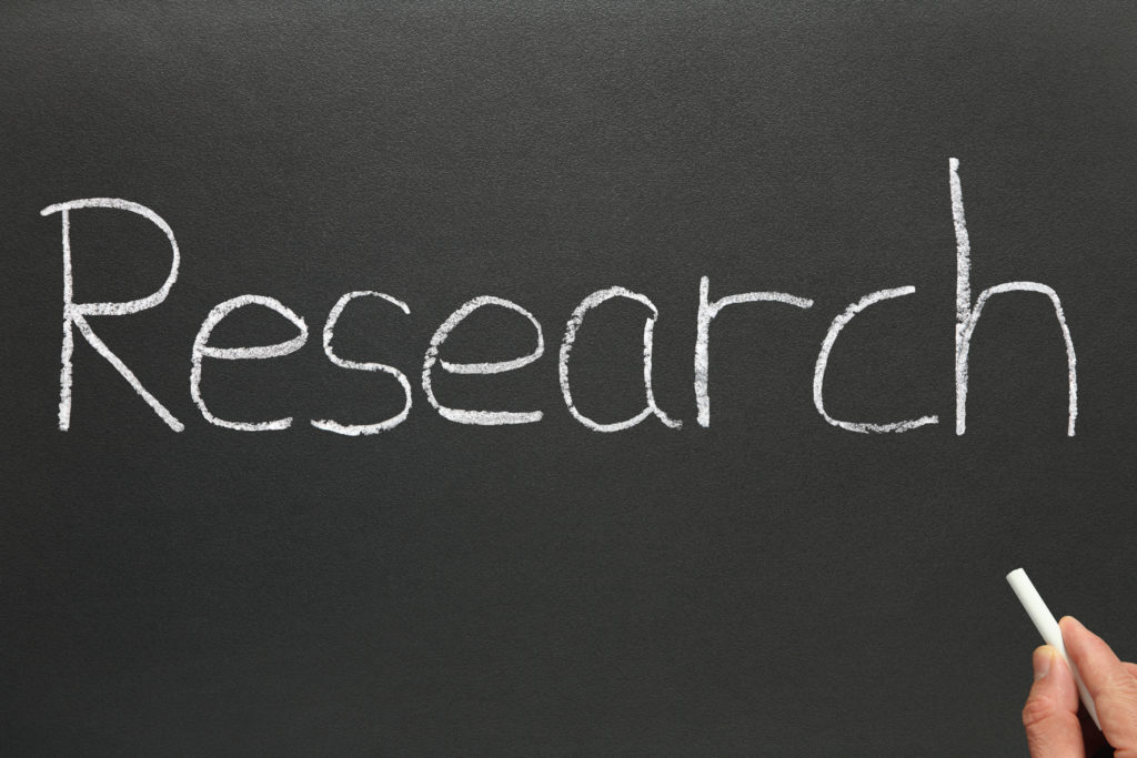 Research your prospects