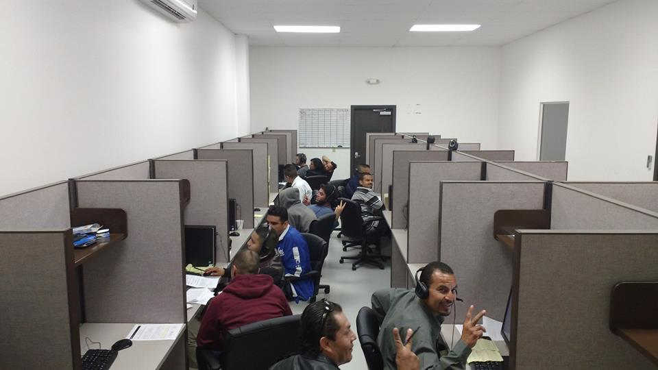Call center May 2019