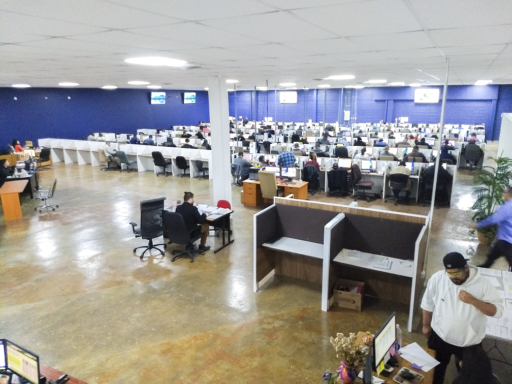 March 2019 Call Center